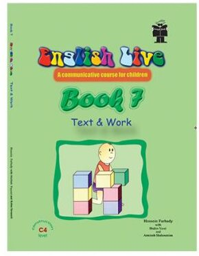 English Live 7 Text and Work Book