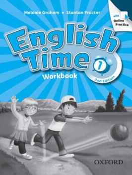English Time 1 Second Edition workbook