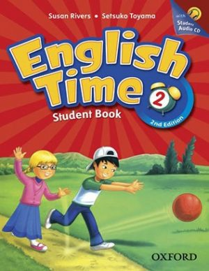 English Time 2 Second Edition student's book