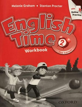 English Time 2 Second Edition workbook