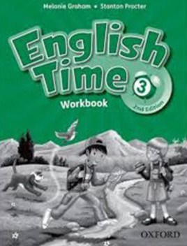 English Time 3 Second Edition workbook