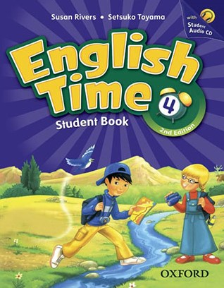 English Time 4 Second Edition student's book