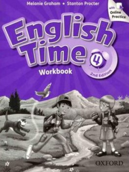 English Time 4 Second Edition workbook