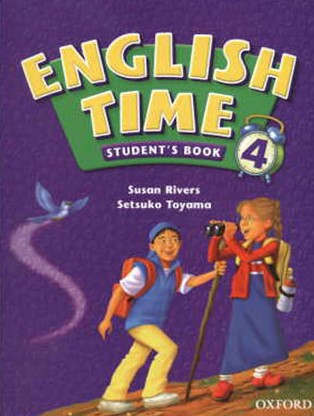 English Time 4 student's book