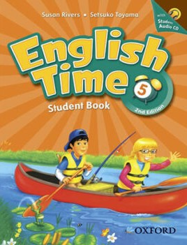 English Time 5 Second Edition student's book