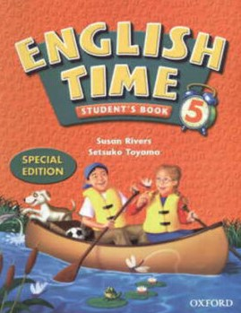 English Time 5 student's book