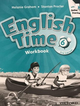 English Time 6 Second Edition workbook