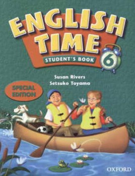 English Time 6 student's book