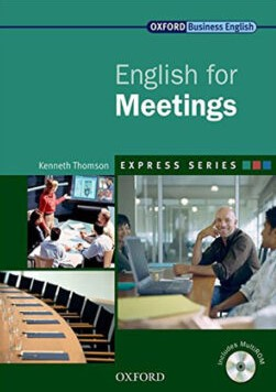 کتاب English for Meetings