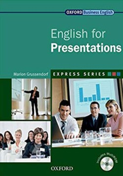 کتاب English for Presentations