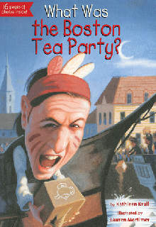 ?What Was The Boston Tea Party