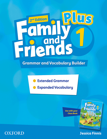 Family and Friends Plus 2nd 1+CD