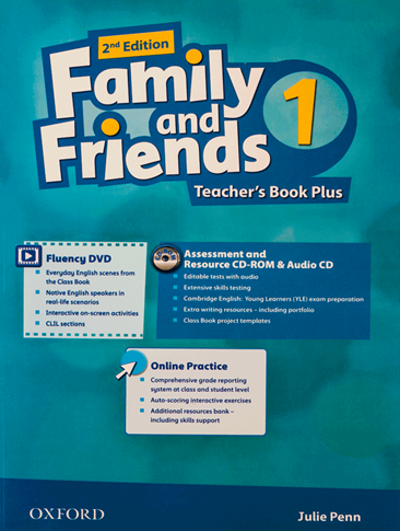 Family and Friends 2nd 1 Teachers Book Plus