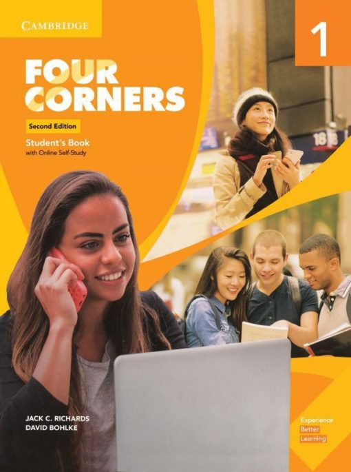 Four Corners 1 Second Edition student's book