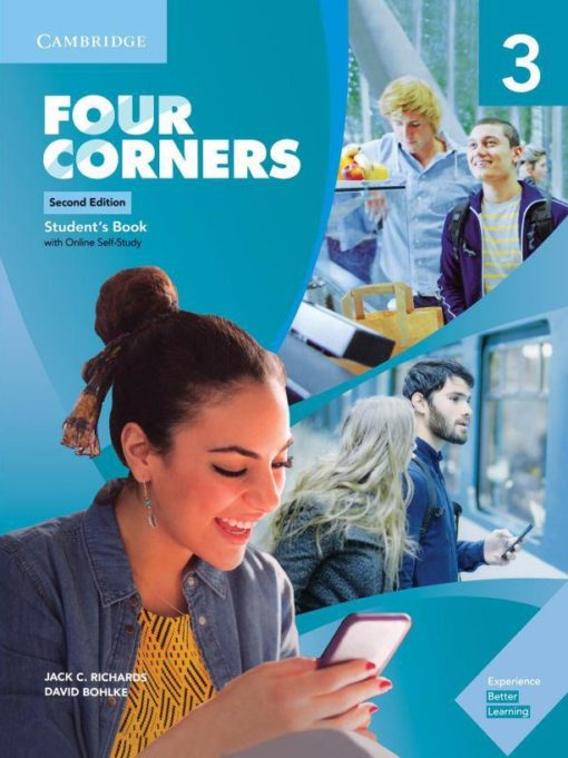 Four Corners 3 Second Edition student's book