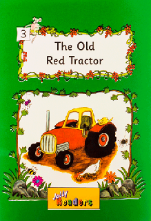 Jolly Readers The Old Red Tractor