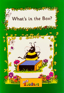 Jolly Readers Whats in the Box