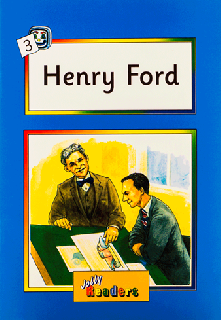 Jolly Readers Henry Ford