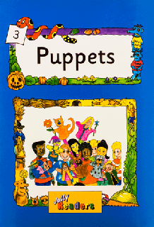 Jolly Readers Puppets