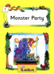 Jolly Readers 2: Monster Party