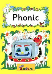 Jolly Readers 2: Phonic