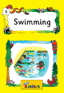 Jolly Readers Swimming
