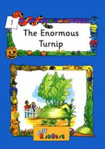 Jolly Readers 4: The Enormous Turnip