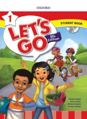 let's go 1 5th edition student book