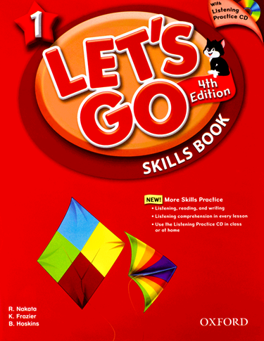 Lets Go 1 Skills Book 4th Edition
