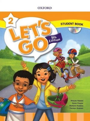 Let's Go 2 Fifth Edition student book