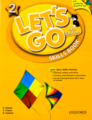 Lets Go 2 Skills Book 4th Edition