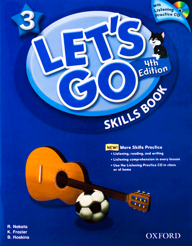 Lets Go 3 Skills Book 4th Edition