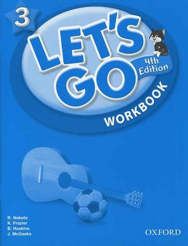 Lets Go 3 Work Book 4th