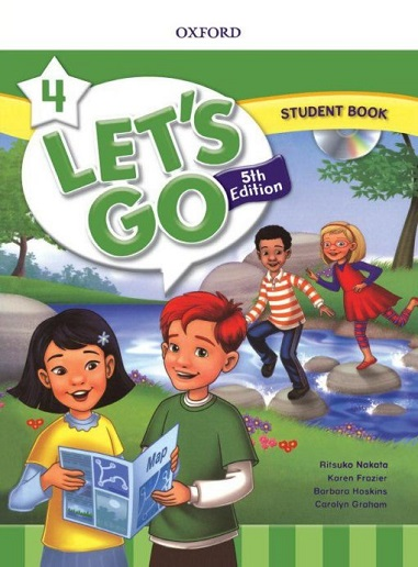 Let's Go 4 Fifth Edition student book