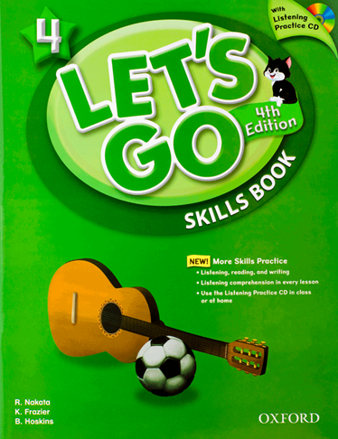 Lets Go 4 Skills Book 4th Edition