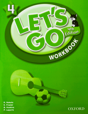 Lets Go 4 Work Book 4th