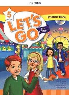 Let's Go 5 Fifth Edition student's book