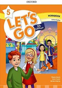 Let's Go 5 Fifth Edition workbook