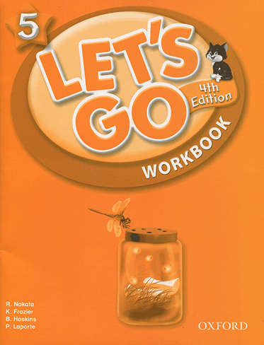 Lets Go 5 Work Book 4th