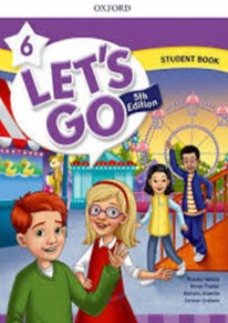 Let's Go 6 Fifth Edition student's book