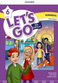 Let's Go 6 Fifth Edition workbook