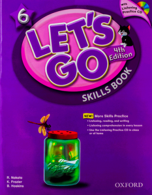 Lets Go 6 Skills Book 4th Edition
