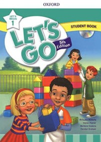 Let's Go Begin 1 Fifth Edition student's book