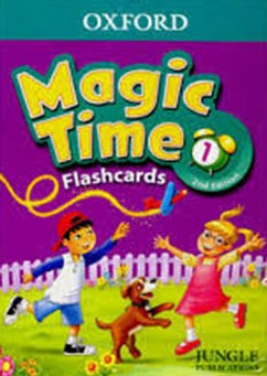 Magic Time 1 Second Edition FlashCards