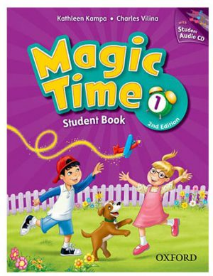 Magic Time 1 Second Edition student book