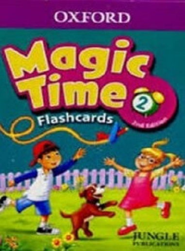 Magic Time 2 Second Edition FlashCards