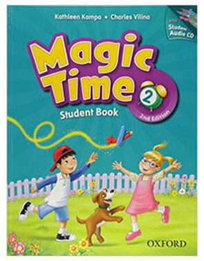 Magic Time 2 Second Edition student book