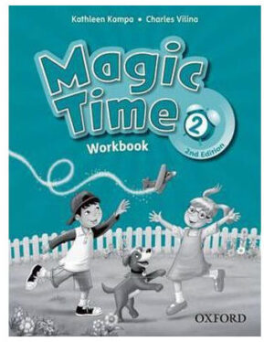 Magic Time 2 Second Edition workbook