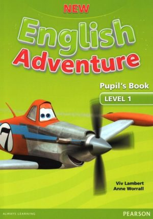 New English Adventure Level 1 Pupil's book