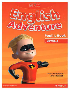 New English Adventure Level 2 Pupil's book